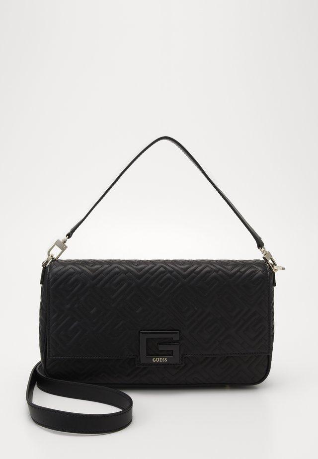 BRIGHTSIDE LARGE SHOULDER BAG - Handbag - black