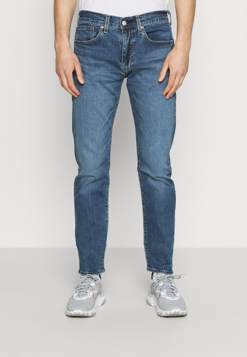 Levi's® - 502 TAPER - Jeans Tapered Fit - squeezy coolcat
