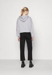 Even&Odd - Hoodie - mottled light grey - 2