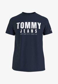 Tommy Hilfiger - Print T-shirt - twilight navy - 0