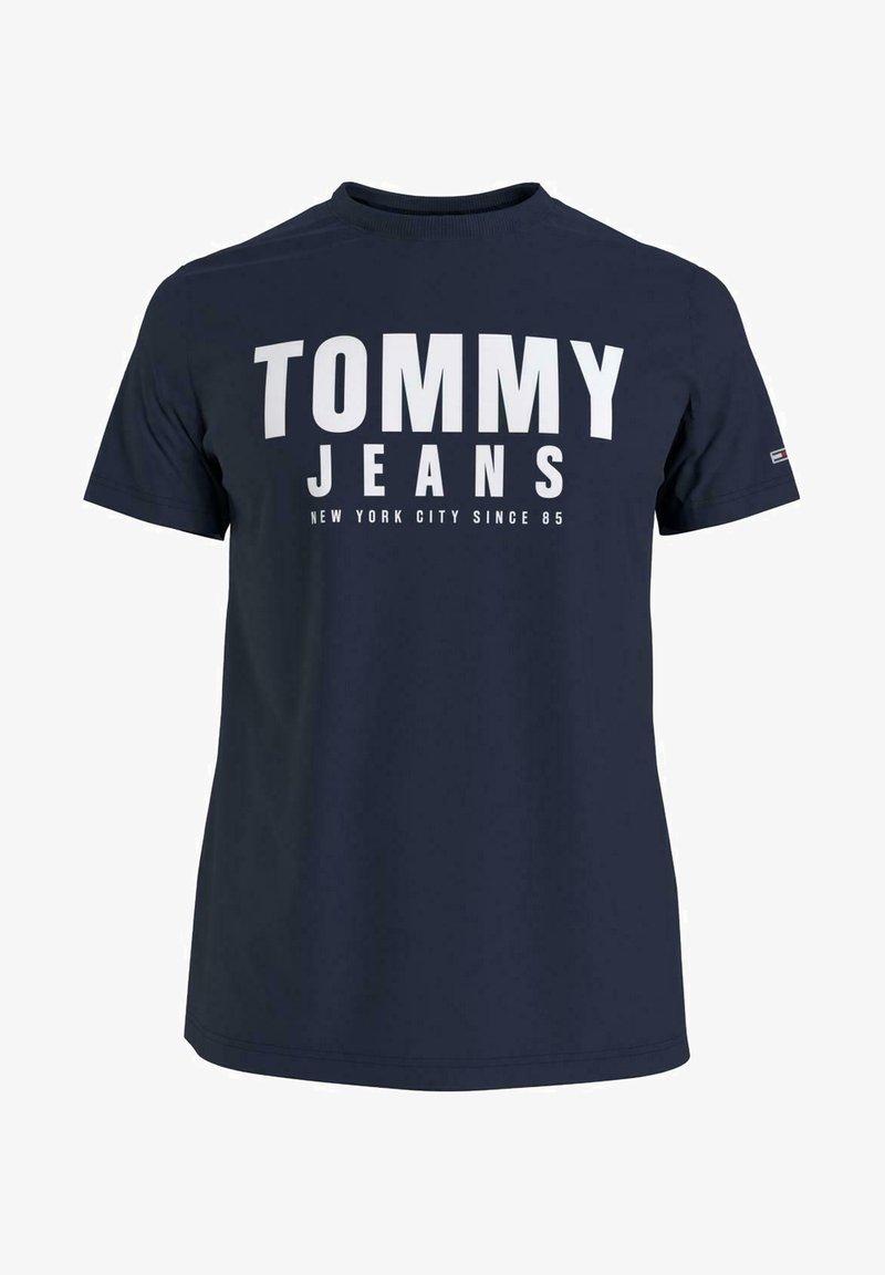 Tommy Hilfiger - Print T-shirt - twilight navy
