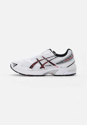 GEL-1130 UNISEX - Trainers - white/electric red