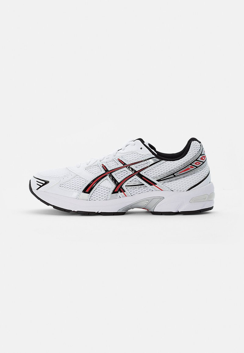 ASICS SportStyle - GEL-1130 UNISEX - Sneakers basse - white/electric red