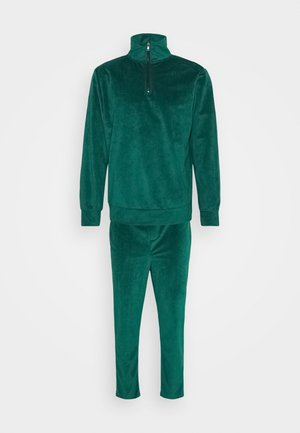 TOMAS ZIP THROUGH TRACKSUIT - Chándal - green