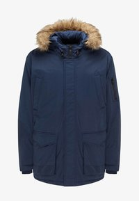 HAWKE&CO - Winter coat - dark blue - 4