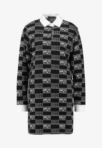 Obey Clothing - HIGHLAND DRESS - Jumper dress - black - 3