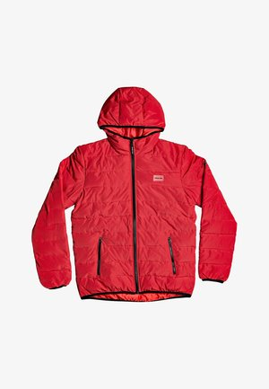 Light jacket - racing red