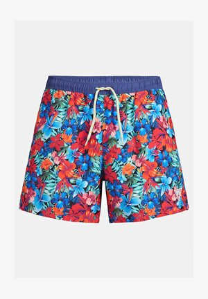 Swimming shorts - blumenmuster