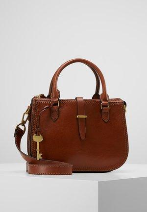 RYDER - Handtasche - medium brown