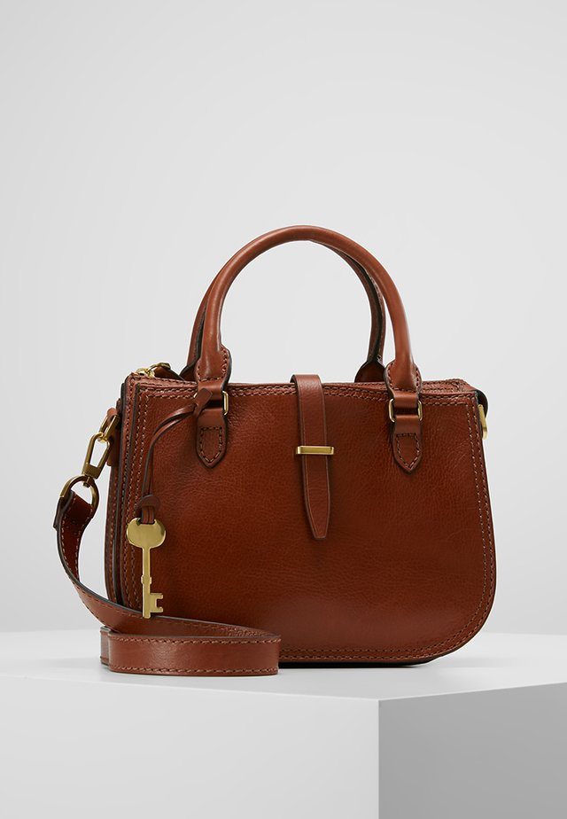 RYDER - Handtasche - medium brown