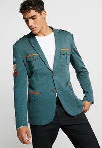 OppoSuits - PARK RANGER - Blazer jacket - dark green - 0