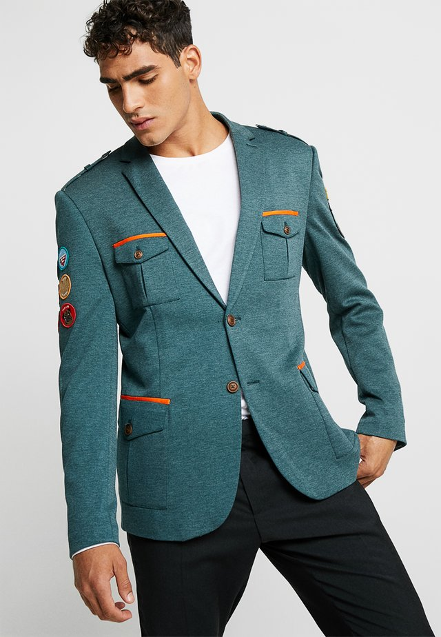 PARK RANGER - Blazer jacket - dark green