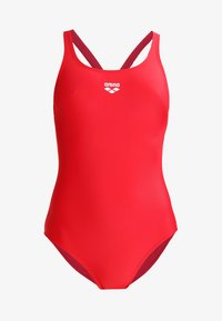 Arena - DYNAMO ONE PIECE - Swimsuit - red - 4
