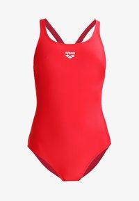 DYNAMO ONE PIECE - Swimsuit - red