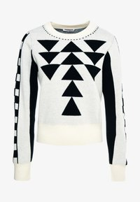 See by Chloé - Pullover - white/black - 3