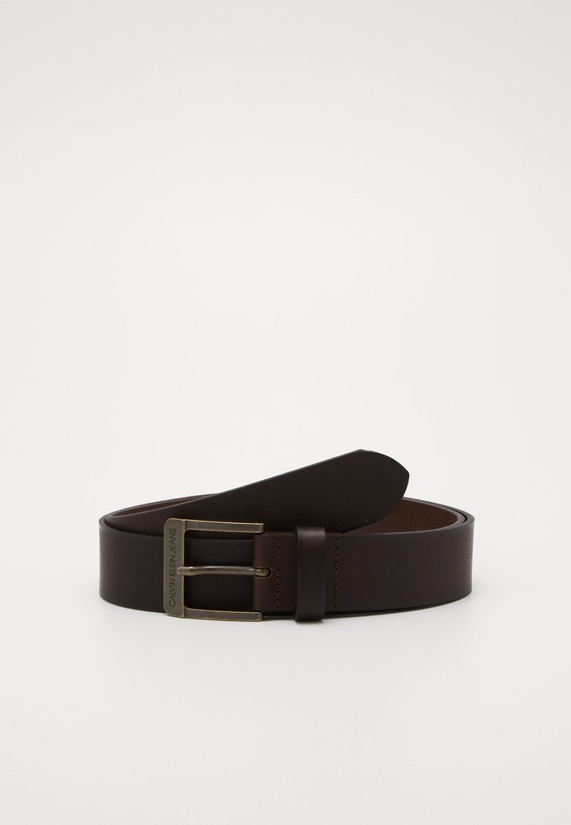 Calvin Klein Jeans - BELT - Pásek - turkish coffee