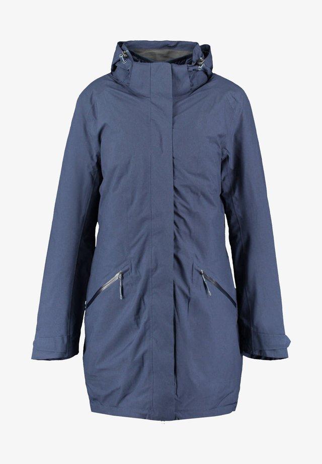3-IN-1 - Winter jacket - mottled dark blue