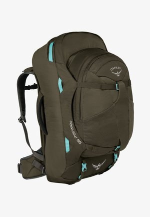 FAIRVIEW - Tagesrucksack - misty grey