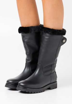 FERRERA IGLOO - Winter boots - black