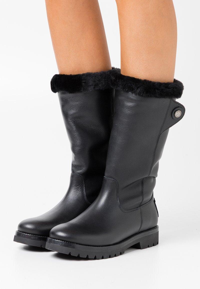 Panama Jack - FERRERA IGLOO - Zimní obuv - black