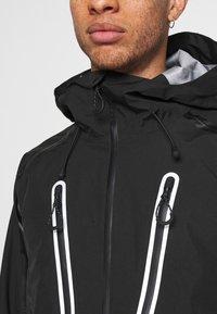 Superdry - EXPEDITION SHELL JACKET - Ski jacket - green - 7