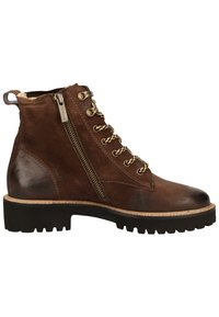 Paul Green - Lace-up ankle boots - dunkelbraun - 6