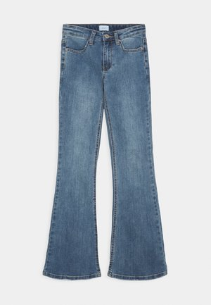 VINTAGE - Flared Jeans - acid blue