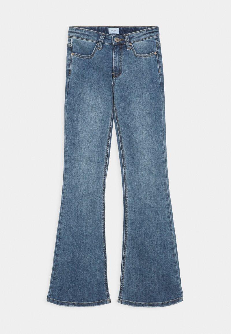 Grunt - VINTAGE - Flared Jeans - acid blue