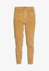 Fransa - FRHACORDUROY PANTS - Trousers - sesame - 3