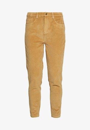 FRHACORDUROY PANTS - Pantaloni - sesame
