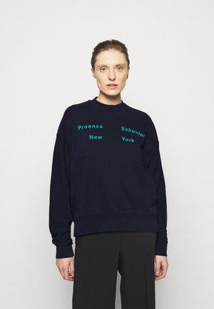 LONG SLEEVE - Sweatshirt - navy