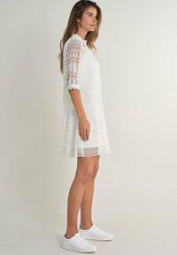 Salsa - Day dress - weiß_0001 - 2