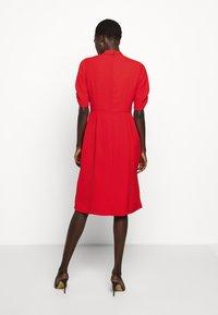 LK Bennett - VERONIQUE - Day dress - bauhaus red - 2