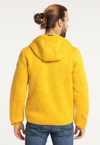 Schmuddelwedda - Light jacket - senf melange - 2