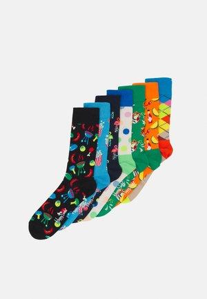 7 DAYS SOCKS GIFT UNISEX 7 PACK - Socks - multi