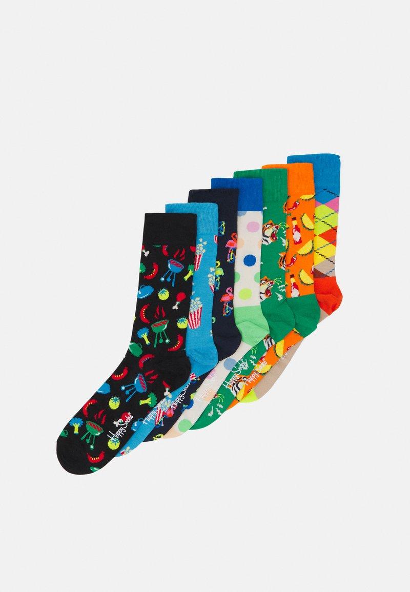 Happy Socks - 7 DAYS SOCKS GIFT UNISEX 7 PACK - Socks - multi