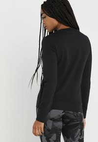 adidas Performance - Sweatshirt - black/white - 2