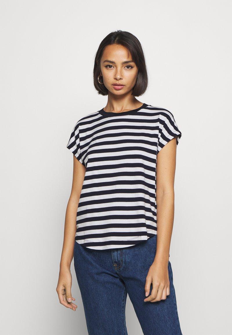 GAP Petite - Camiseta estampada - dark blue