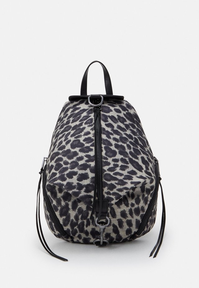 JULIAN BACKPACK - Ryggsekk - black