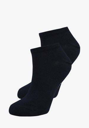 WOMEN SNEAKER 2 PACK - Socks - midnight blue