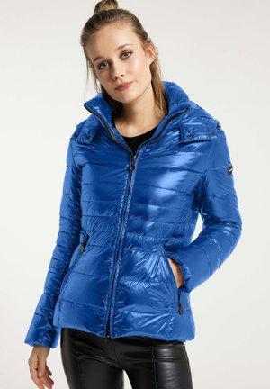 NEW ISTRESS - Down jacket - metropolitan blue