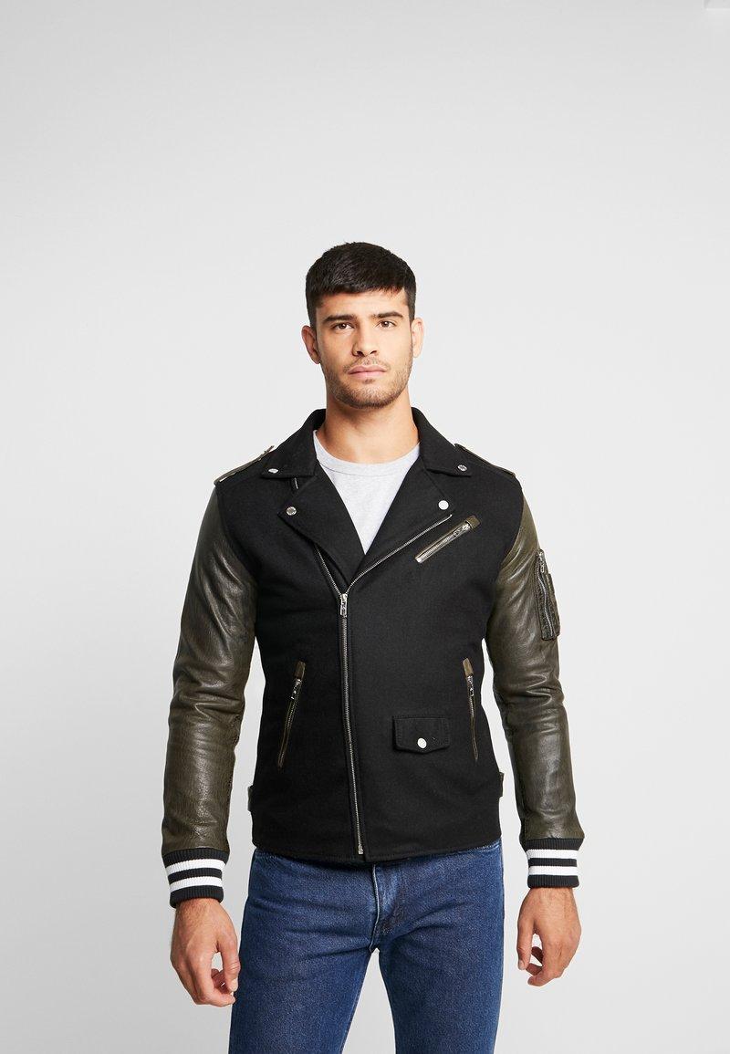 Be Edgy - LOPEZ - Light jacket - olive black