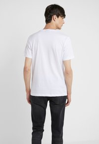 KARL LAGERFELD - DUO 2 PACK - Basic T-shirt - white - 2