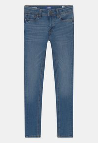 Jack & Jones Junior - JJIDAN JJORIGINAL - Jeans Skinny Fit - blue denim - 0