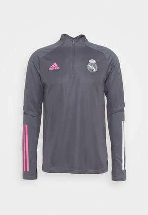 REAL MADRID AEROREADY FOOTBALL - Equipación de clubes - grey five