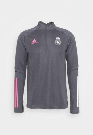 REAL MADRID AEROREADY FOOTBALL - Klubtrøjer - grey five