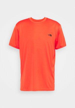 REAXION CREW SUMMIT - T-shirt basic - flare