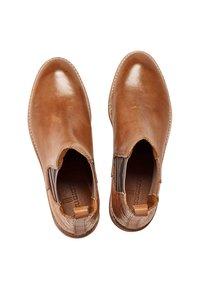 Crickit - Classic ankle boots - cognac - 1