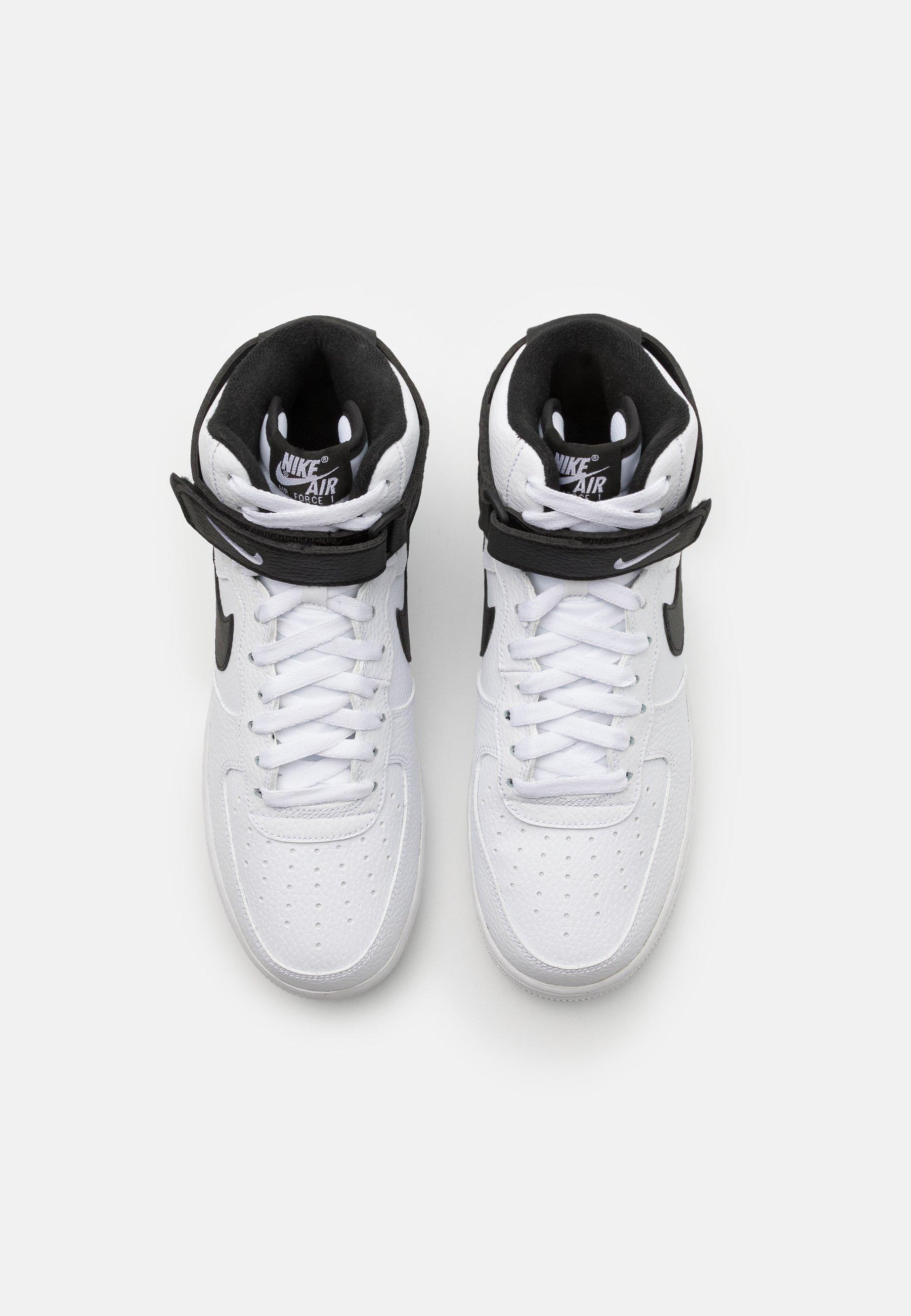AIR FORCE 1 HIGH '07 - Baskets montantes - white/black