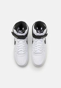 Nike Sportswear - AIR FORCE 1 HIGH '07  - Baskets montantes - white/black - 3
